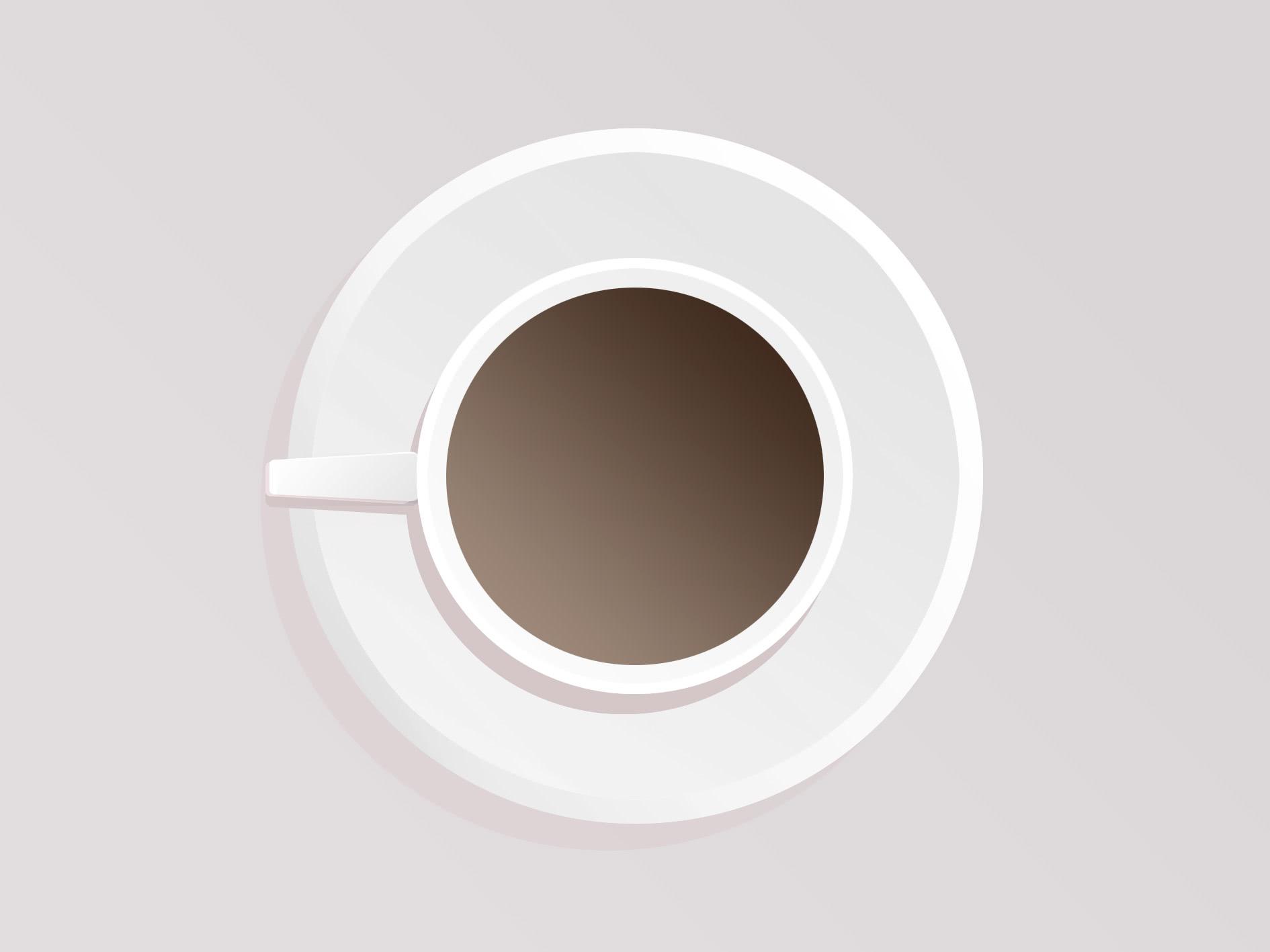 Criar uma xícara no photoshop 12